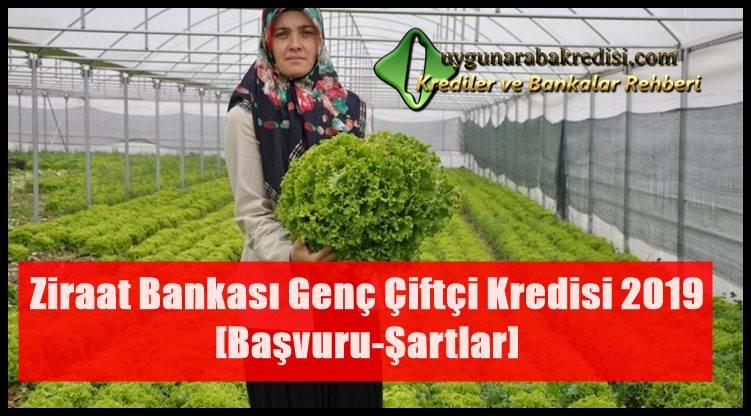 Ziraat Bankası Genç Çiftçi Kredisi [Başvuru-Şartlar]
