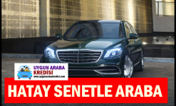 Hatay Senetle Araba 2019 (Antakya Araç Bul)