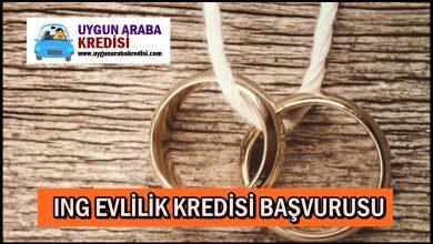 ING 3 Ay Ertelemeli Evlilik Kredisi